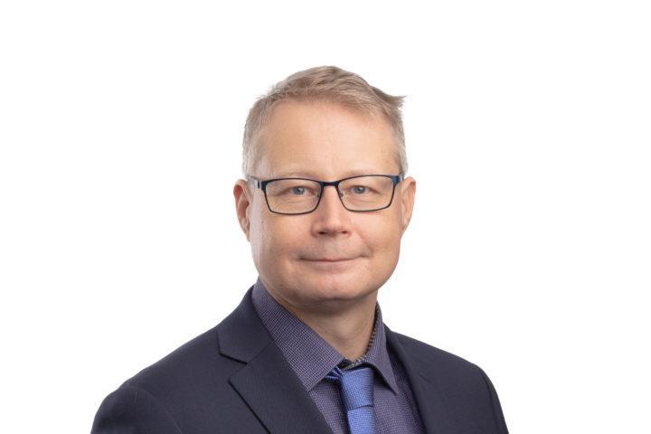 Johtaja Markku Lahtinen, Helsingin seudun kauppakamari.