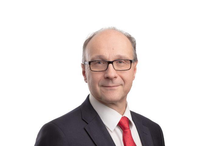 Johtaja Marko Silen Helsingin seudun kauppakamari.