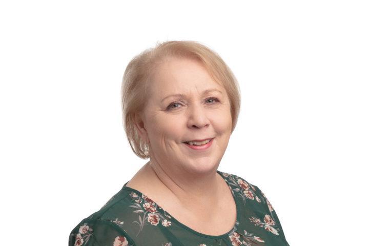 Asiakkuusjohtaja Riitta Salmi Helsingin seudun kauppakamari.