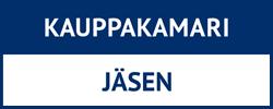 Kauppakamarin jäsen -logo