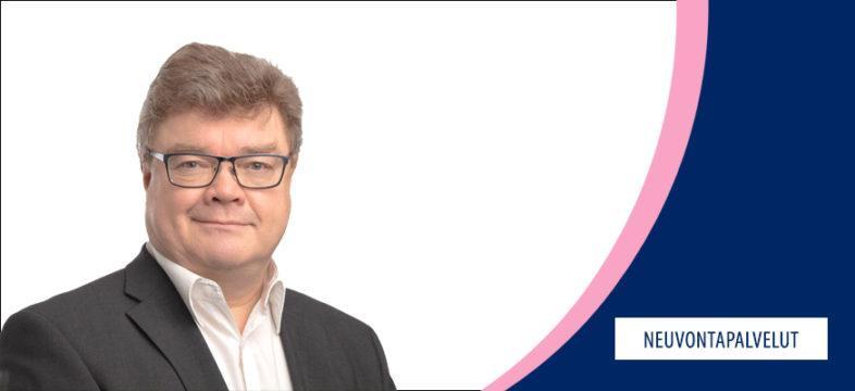 Mika Olli on veroasiantuntija Helsingin seudun kauppakamarissa.