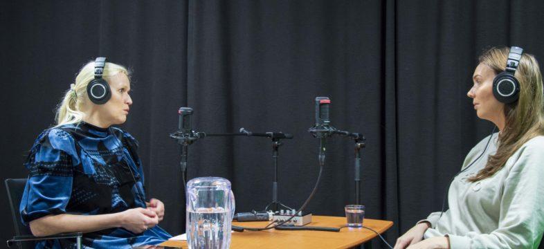 Pirjo Suhonen, Ivana Helsinki, Hanna Väyrynen, ammattibloggaaja, Chambercast
