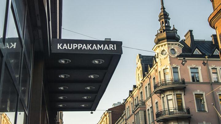 Helsingin seudun kauppakamari, Kalevankatu 12, Helsinki