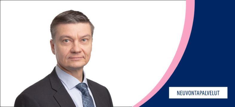Mika Lahtinen on Helsingin seudun kauppakamarin lakimies. Kauppakamarin neuvontapalvelut.