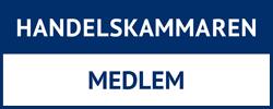 Handelskammaren medlem logo