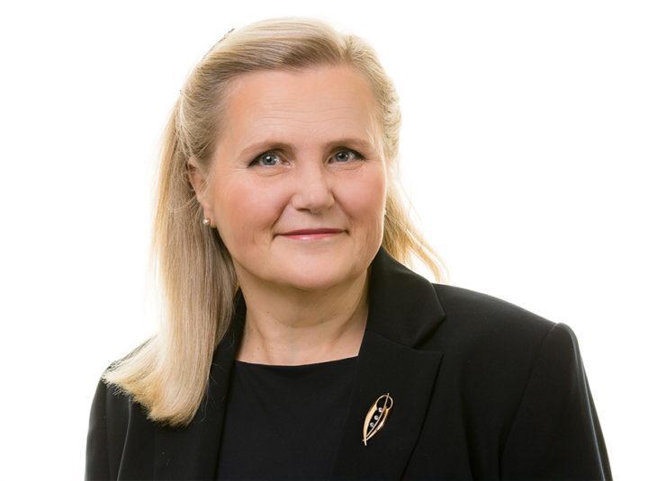 Anne Hatanpää, yhteyspäällikkö kansainvälisissä asioissa.
