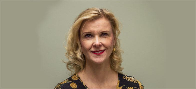 """Kristiina Helenius, CEO, Nordic West USA puhui kauppakamarin syyskokouksessa 2020 """"Mihin Yhdysvaltain vaalitulos vaikuttaa – ja miten Amerikka muuttuu siitä huolimattakin""""."""
