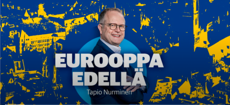 Eurooppa edellä -podcast runttaa rokotteiden vientikiellot: EU:n pitää nyt keskittyä tuotannon edellytysten parantamiseen.