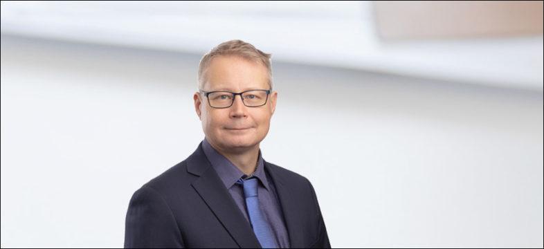 Markku Lahtinen on Helsingin seudun kauppakamarin johtaja, vaikuttamistyö.