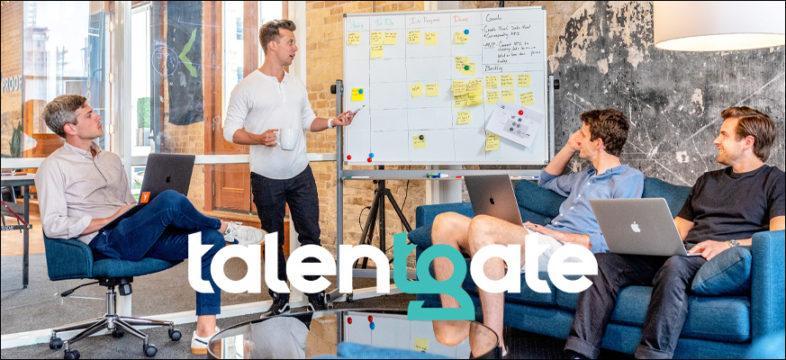 Talentgate ja Kauppakamari kouluttavat uusia osaajia rekrytoivan koulutusohjelman kautta.