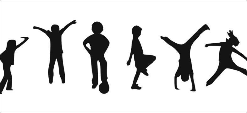 Liikuntaharrastus alle 12-vuotiaat.