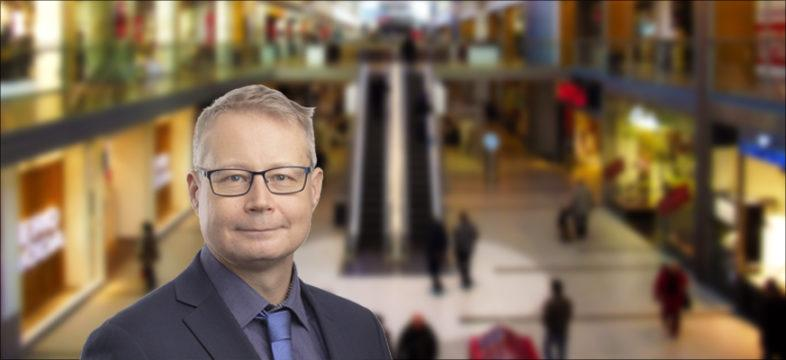 Markku Lahtinen on Helsingin seudun kauppakamarin johtaja.