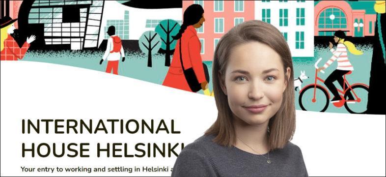 International House Helsinki ja Joanna