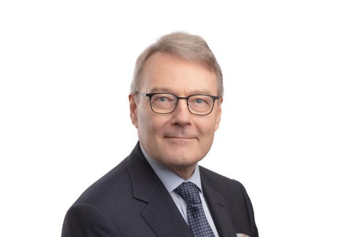 Toimitusjohtaja, Heikki J. Perälä, Helsingin seudun kauppakamari