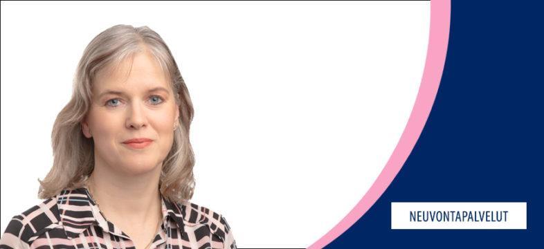 Kati Mattinen on lakimies Helsingin seudun kauppakamarin neuvontapalveluissa.