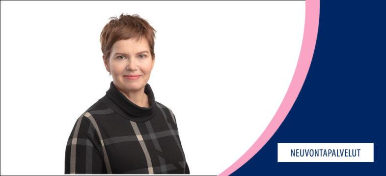 Kirsi Parnila on Helsingin seudun kauppakamarin lakimies. Kauppakamarin neuvontapalvelut