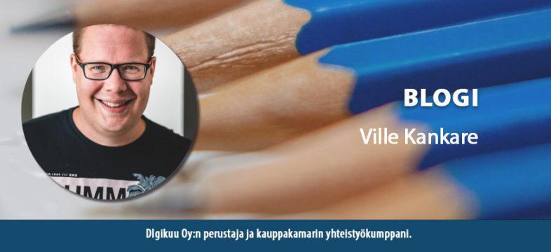 Ville Kankare, Digikuu Oy, Helsingin seudun kauppakamari, KauppakamariNYT