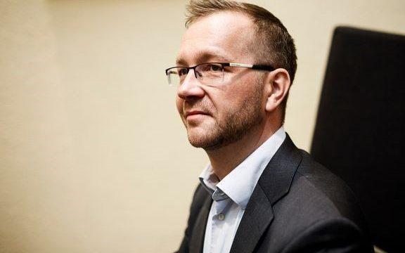 Juho Romakkaniemi, toimitusjohtaja, Keskuskauppakamari
