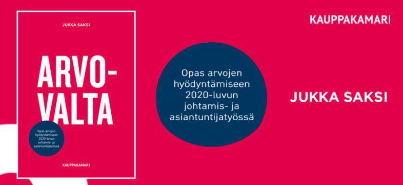 Johtaja on media! Jukka Saksi, toimitusjohtaja