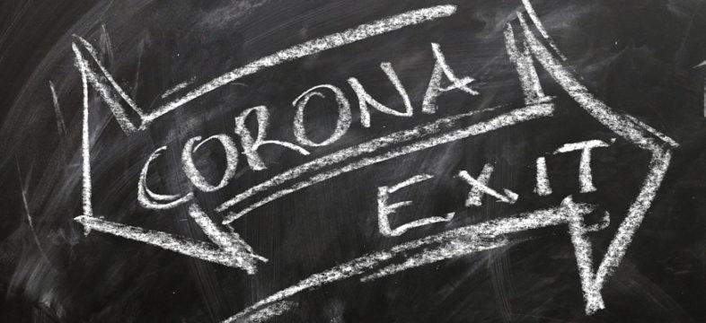 Koronasta ulos - Korona exit