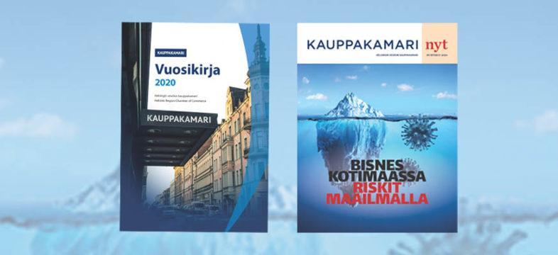 Helsingin seudun kauppakamari, KauppakamariNYT, monikanavatuotantoa striimaten