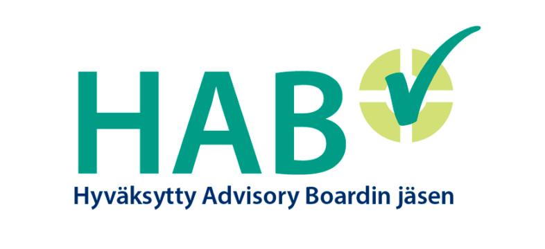 Hyväksytty Advisory boardin jäsen