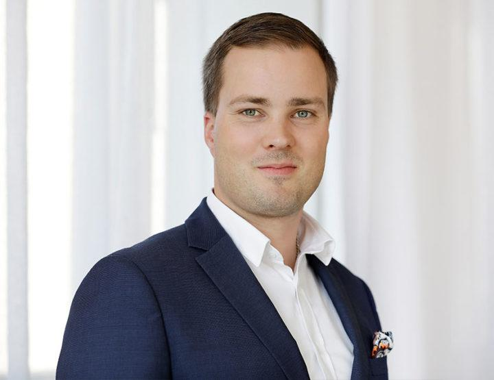 Keskuskauppakamarin osaamisasiantuntija Mikko Valtonen.