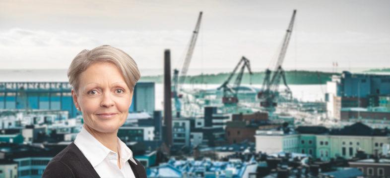 Helsingin seutu tarvitsee Kehä IV:n, Tiina Pasuri, Helsingin seudun kauppakamari.