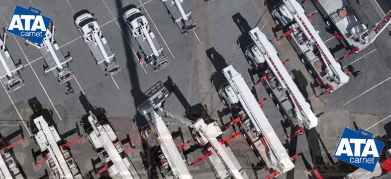 ATA carnet'lla nostolava-autot matkaavat Kanadaan ja tuulivoimalat huolletaan Norjassa