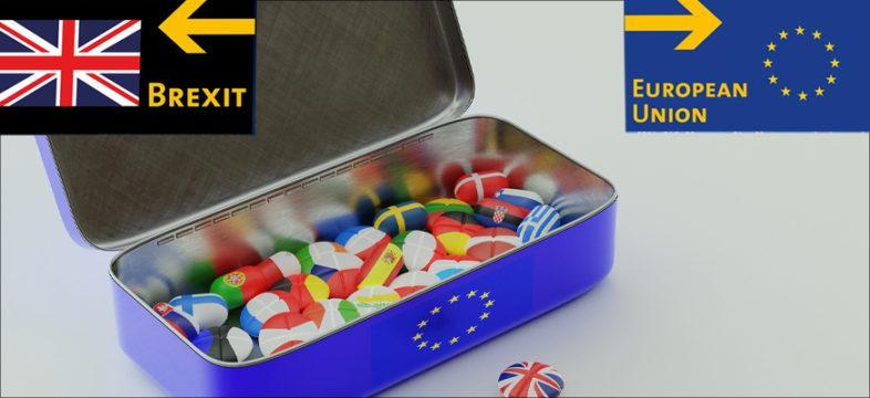 Ison Britannian ero EU:sta.