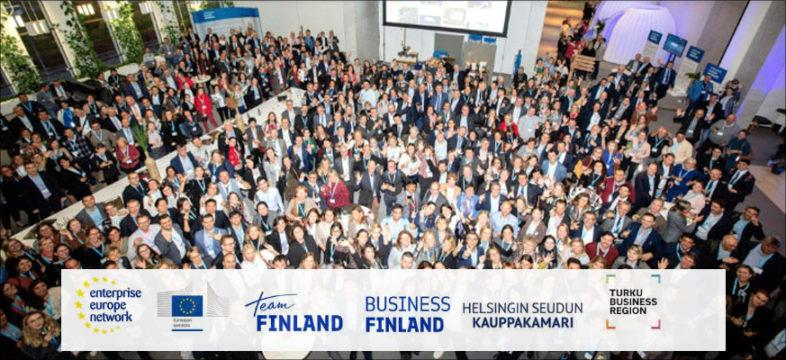 Helsingin seudun kauppakamarissa toimii Enterprise Europe Network verkosto.