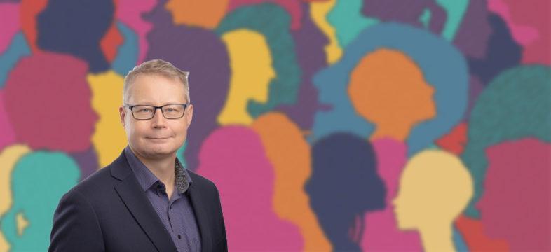 Markku Lahtinen on Helsingin seudun kauppakamarin vaikuttamistyön johtaja
