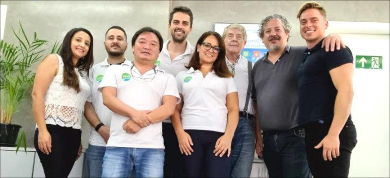FinnCham Brasilia ryhmäkuva.