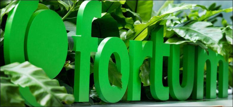 Fortum panostaa puhtaaseen energiaan.