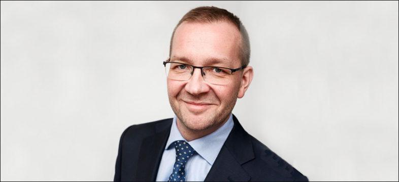 Keskuskauppakamarin toimitusjohtaja Juho Romakkaniemi