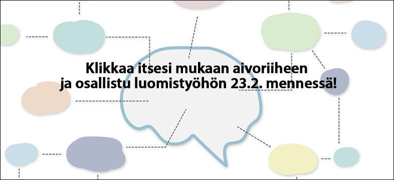 Osallistu verkkoaivoriiheen: koulutus- ja työperäisen maahanmuuton tiekarttatyö II.